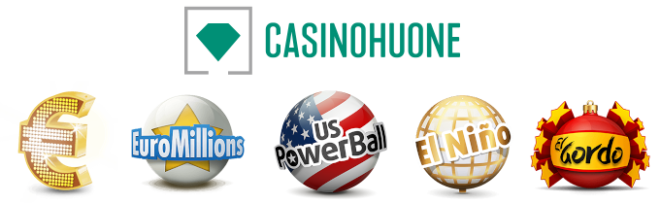 casinohuone lotto bonuskoodit