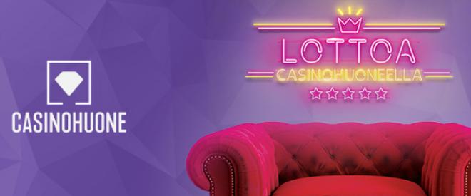 Casinohuone lotto on nimeltään lottohuone