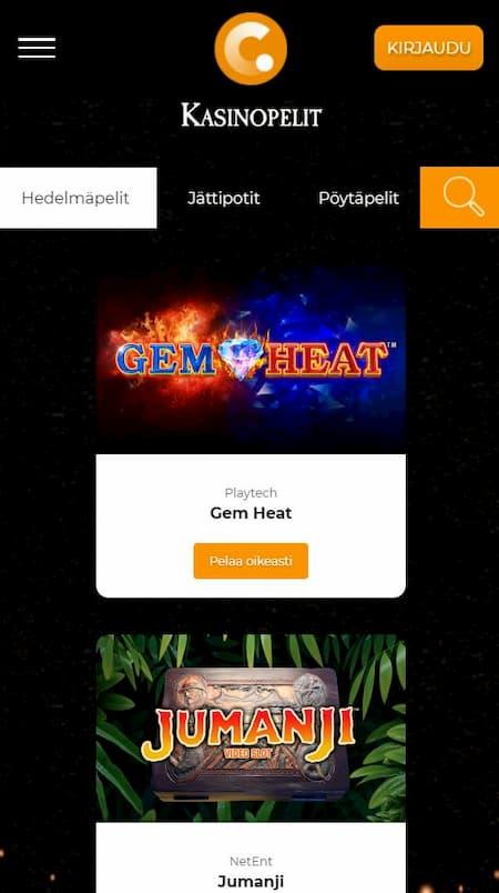 Casino.com kokemuksia 2019