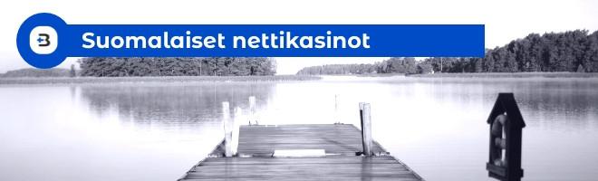 suomalaiset nettikasinot ja suomenkieliset kasinot
