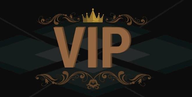 King Billy VIP ohjelma