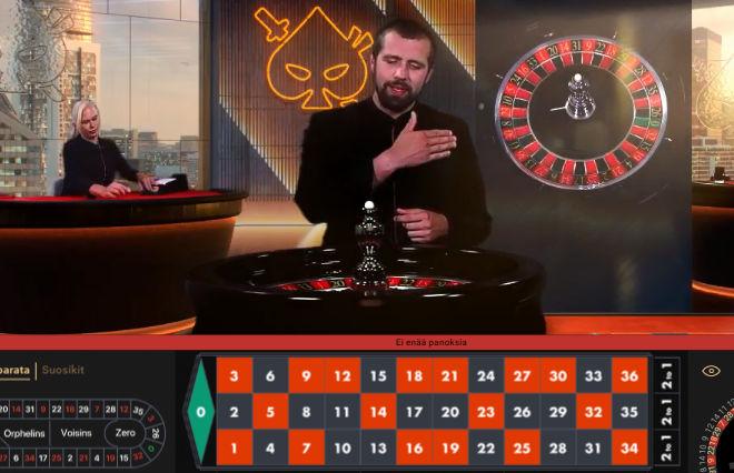 Ninja casino live-casino