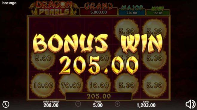 Dragon Pearls: Hold and Win kolikkopeli on Booongo pelituottajan yksi parhaista peleistä