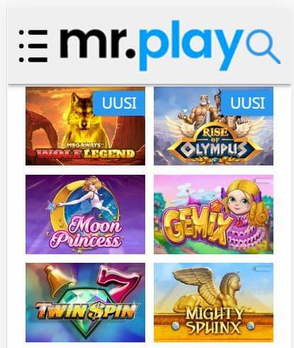 Mr playn casino