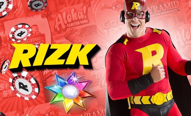 Rizk Casino on loistava paikka suomalaisille pelaajille. Lue kokemuksia sekä tietoa tervetuliaistarjouksesta.