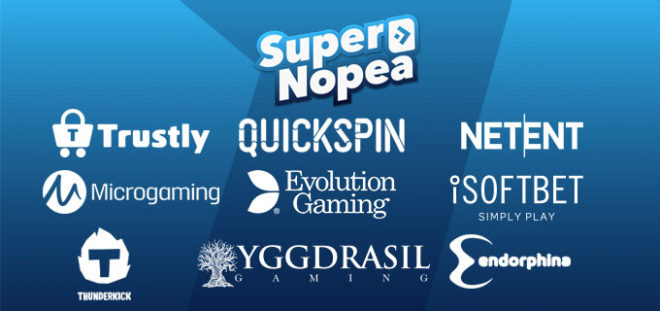 SuperNopea pelivalmistajat