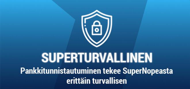 Tämä sivusto on erittäin turvallinen paikka pelata SSL-suojauksen johdosta.