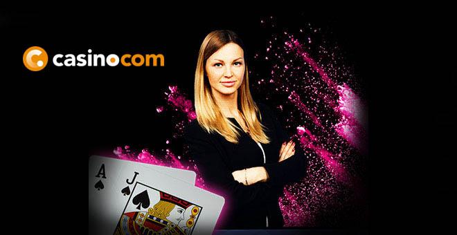 Casino.com tarjoaa mahdollisuuden voittaa ylimääräisiä palkintoja
