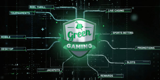 Green Gaming Mr Green casinolla