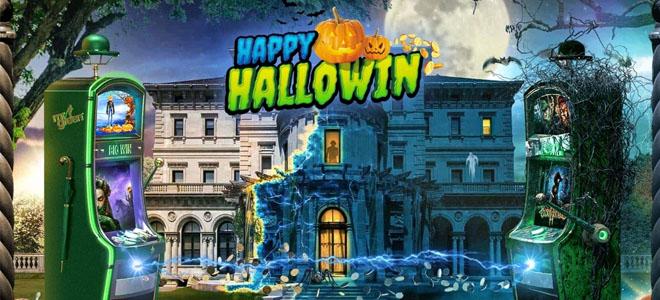 MrGreen halloween