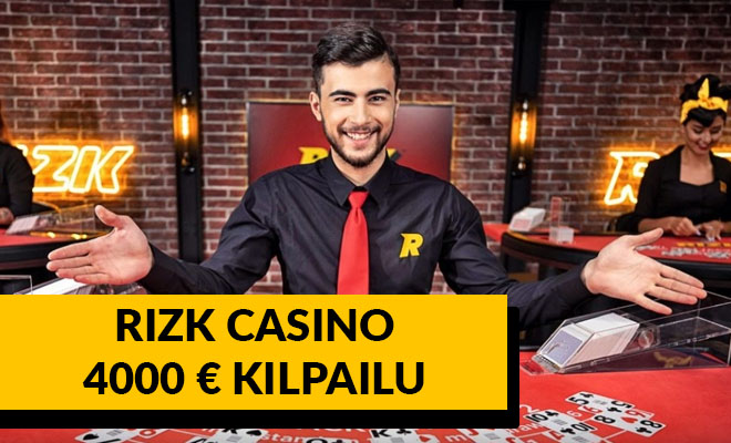 Rizk blackjack turnaus