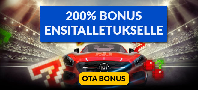 N1 Casino talletusbonus