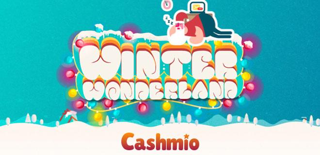 Cashmio Casino joulukalenteri