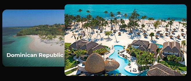 Dominikaaninen tasavalta matkapaketti