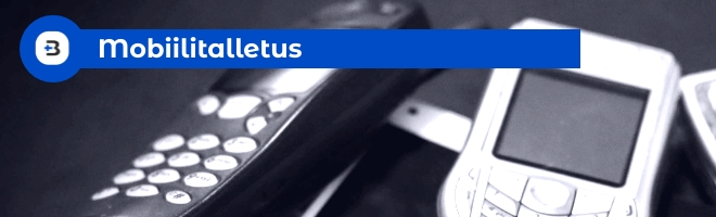 Mobiilitalletus tai mobiilimaksut ovat maksutapoja joissa talletus tehdään puhelinlaskulla.