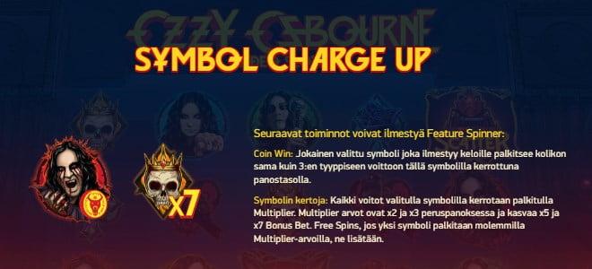 Ozzy Osbourne pelin ohjeet osa 3 symbole charge up