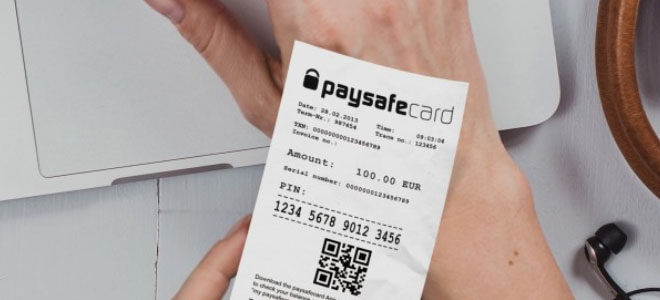 Paysafecard-kortti