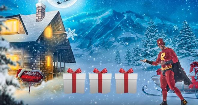Rizk joulukalenteri