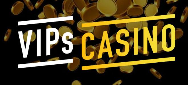 VipsCasino logo