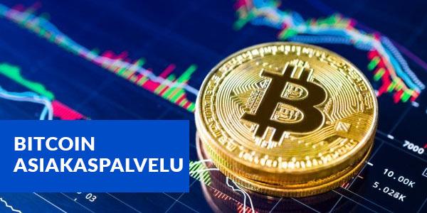 Bitcoin asiakaspalvelu