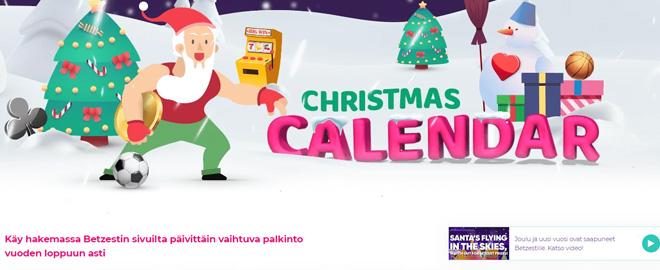 Betzest joulukalenteri