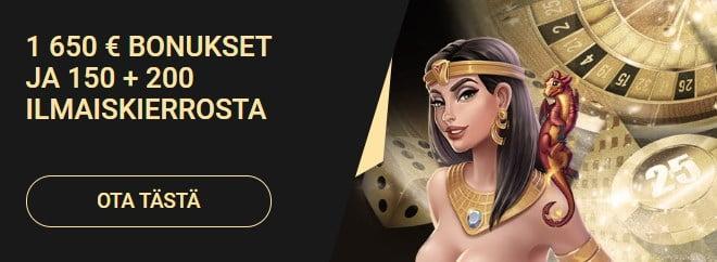 Bonukset 1xslots.com casinolla ovat erinomaiset