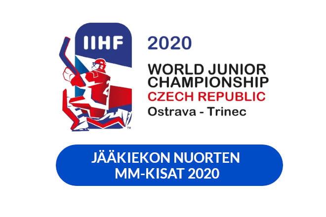 Jääkiekon nuorten MM-kisojen 2020 kisat otteluohjelma