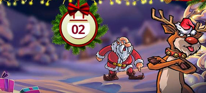 twin joulukalenteri