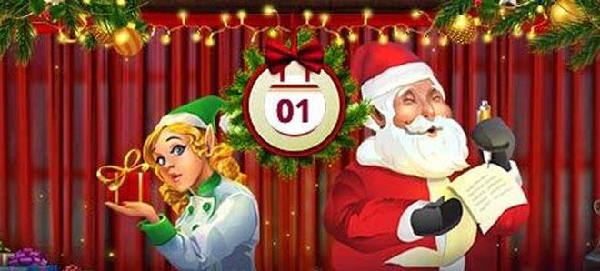 Twin joulukalenteri luukku 1