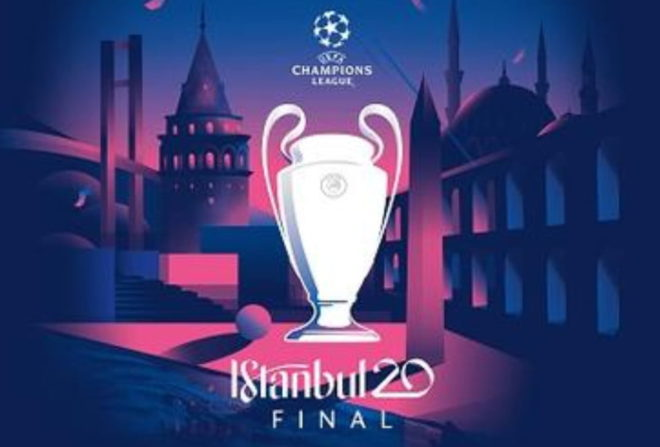 Mestarien liiga finaali pelataan Istanbulissa