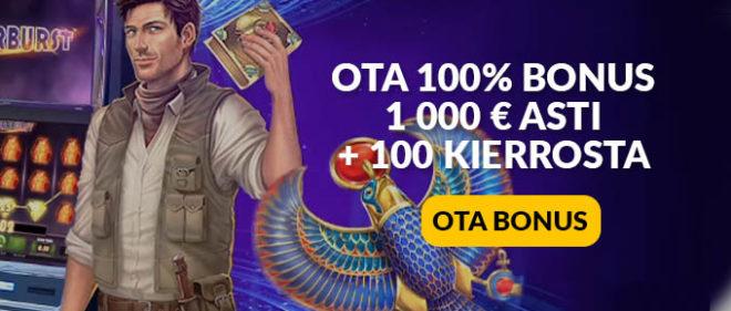 Casino euro kansikuva
