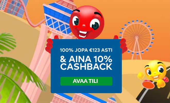 Fun Casinon uusi bonus joka uudistui maaliskuussa 2020