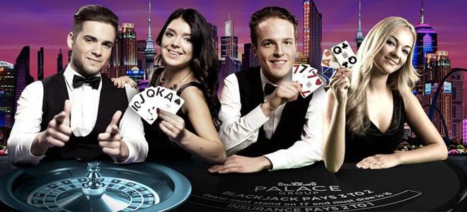 Jackpot city casino tarjoaa myös pöytäpelejä