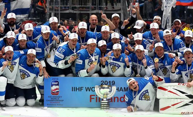 Suomi lähtee kisoihin puolustamaan mestaruuttaan