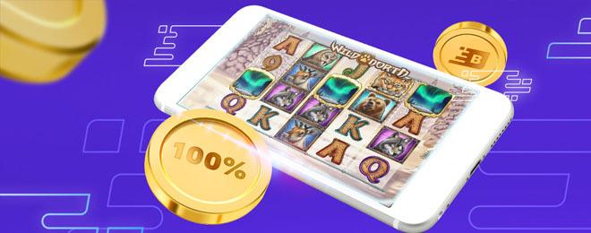 Lunastamalla Boost Casino bonuksen pääset heti käsiksi peleihin