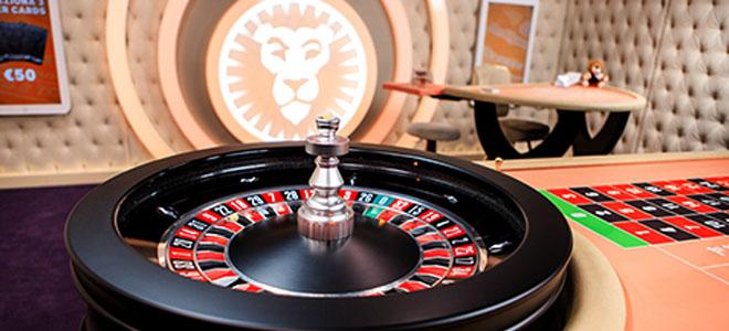 Leo Vegasin kasinolla voi pelata esimerkiksi rulettia