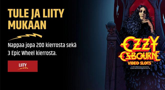 Metal Casino palkitsee kaikki uudet pelaajat loistavilla palkinnoilla