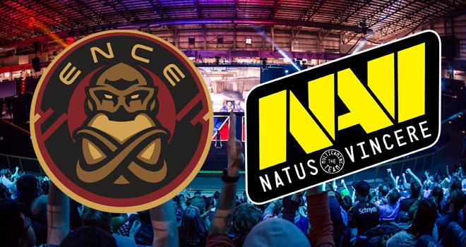 Ence kohtaa NaVi:n Dream Hack Masters lohkoissa