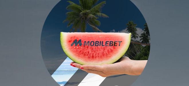 Voita lahjakortteja sekä käteistä Mobilebet kasinolta