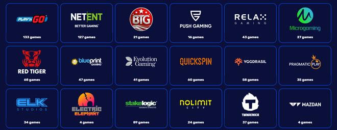 Pelivalikoimassa on julkaisun yhteydessä 1 200 peliä yli 60 eri valmistajalta