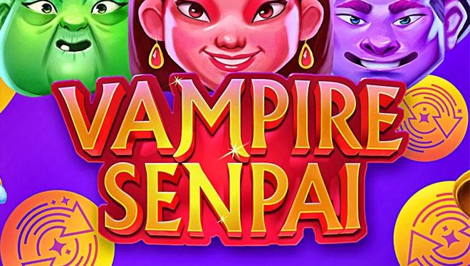 Osallistu Vampire Senpai turnaukseen Wildz Casinolla