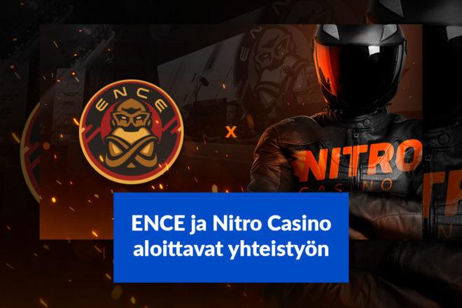 ENCE ja NitroCasino