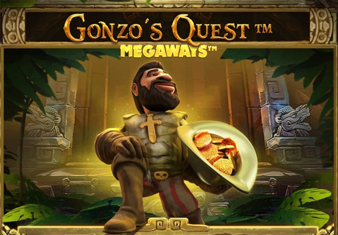 Uusi Gonzos Quest Megaways peli
