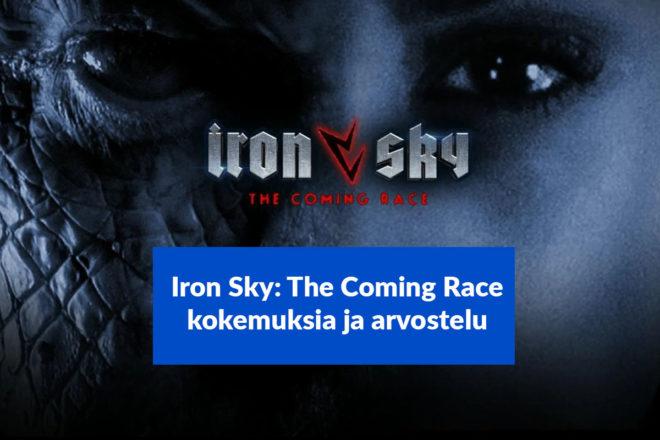 Iron Sky arvostelu