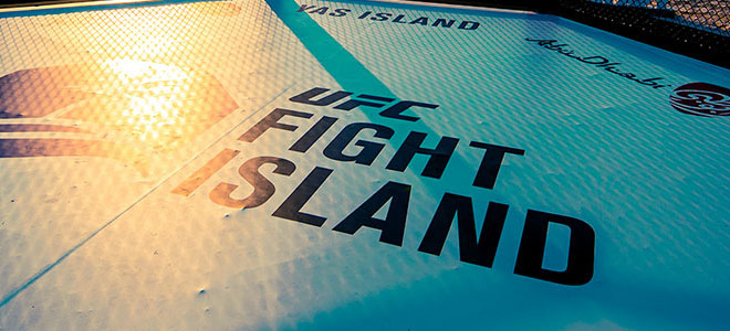 UFC Fight Island otteluohjelma ja kertoimet