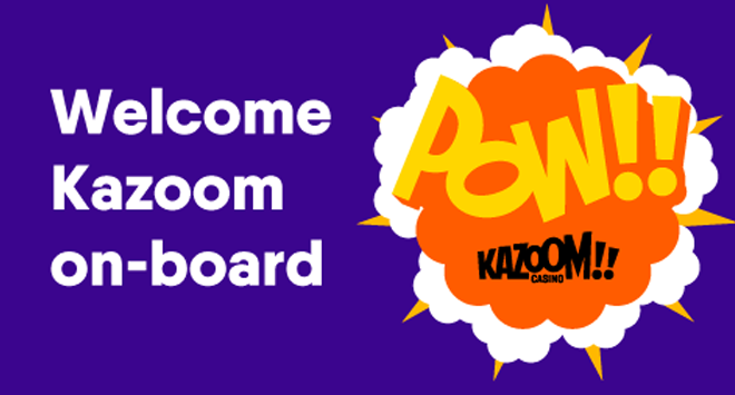 Kazoom Casino julkaistaan vuoden 2020 aikana