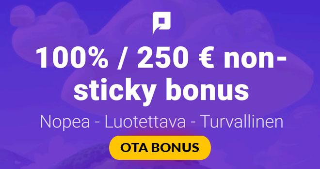 PixelBet Casino antaa uusille asiakkaille 100% bonuksen 250 euroon asti