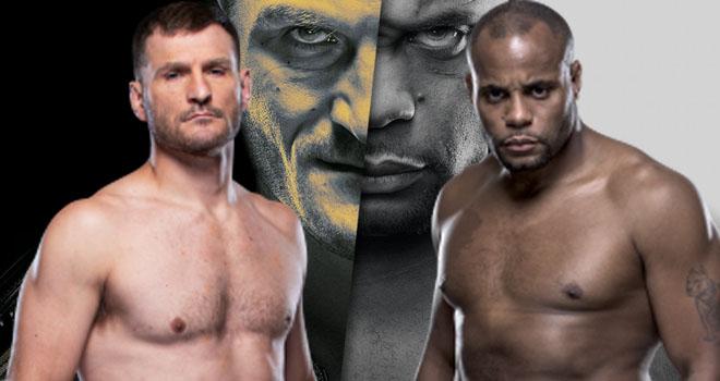 UFC 252 Miocic vs. Cormier