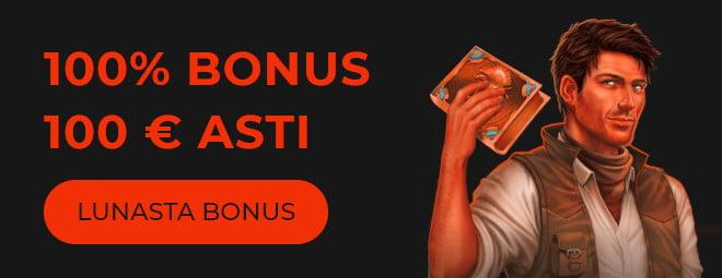 Klirr casino bonus on 100% 100 € asti