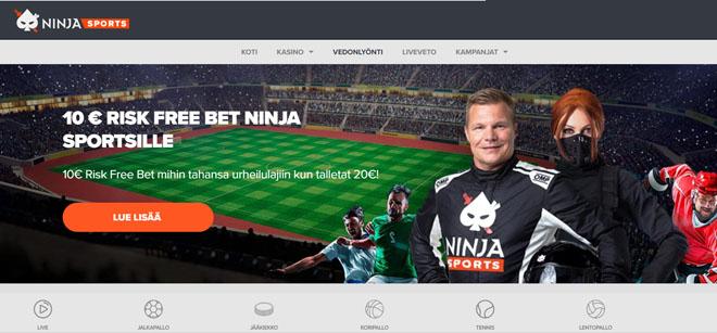 Ninja Casino sports